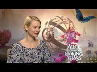 Mia Wasikowska Interview