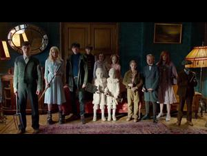 miss-peregrines-home-for-peculiar-children-official-trailer Video Thumbnail
