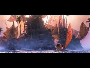 """Moana Movie Clip - """"Meet the Kakamora"""" video"""