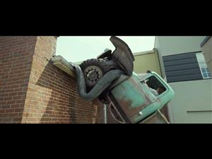 """Monster Trucks Movie Clip - """"Driving on the Roof"""" video"""