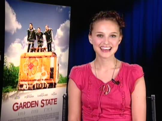 Natalie Portman Garden State Interview 2004 Movie Interview