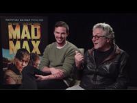 Nicholas Hoult & George Miller Interview