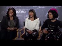 Octavia Spencer, Taraji P. Henson & Janelle Monáe Interview