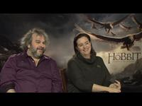 Peter Jackson & Philippa Boyens Interview