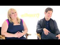 Rebel Wilson & Adam Devine Interview