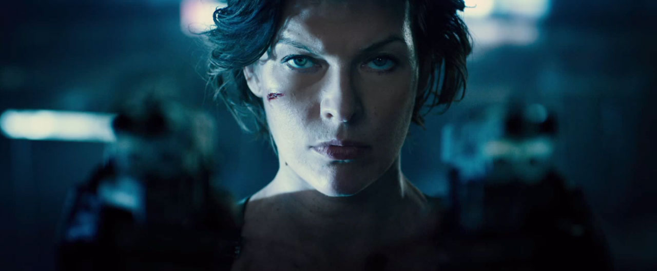 resident evil the final chapter official trailer 2017