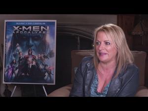 Rita Ciccozzi - X-Men: Apocalypse video