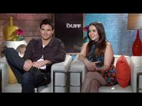 Robbie Amell & Mae Whitman Interview
