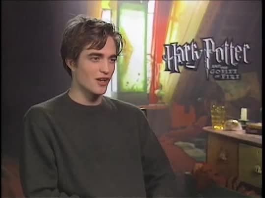 Robert Pattinson (Harr...