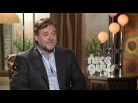 Russell Crowe Interview - The Nice Guys Poster