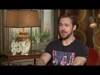 Ryan Gosling Interview - The Nice Guys Poster