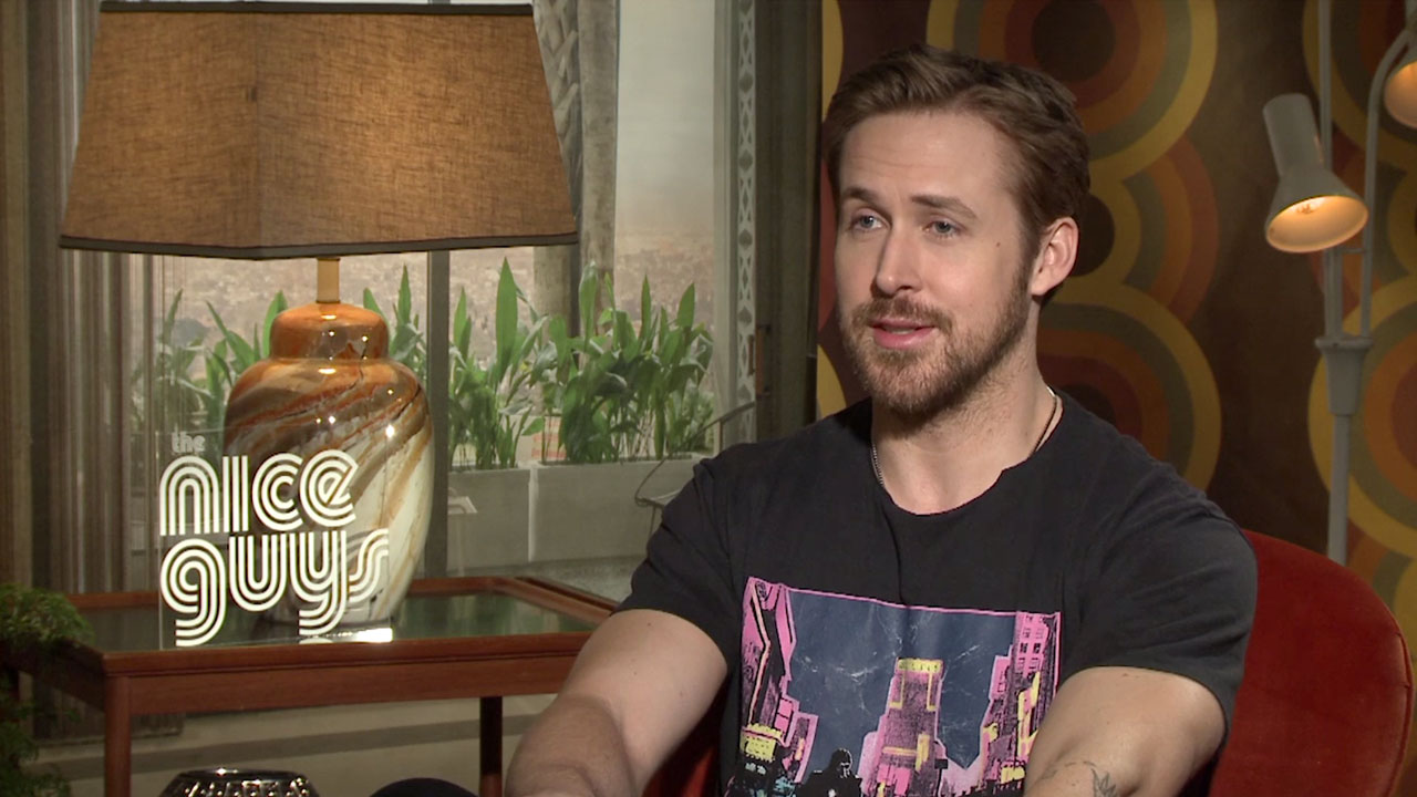 gosling ryan interview and meet