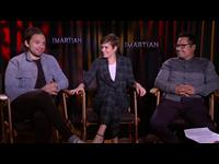 Sebastian Stan, Kate Mara & Michael Peña Interview