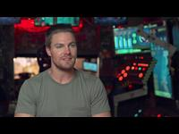 Stephen Amell Interview