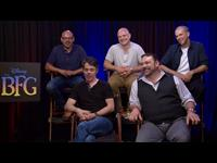 The 5 Giants Interview - The BFG Poster