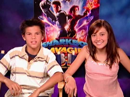 The Adventures of Sharkboy and Lavagirl in 3-D Movie