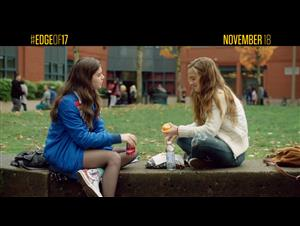 "The Edge of Seventeen TV Spot - ""WTF"" video"