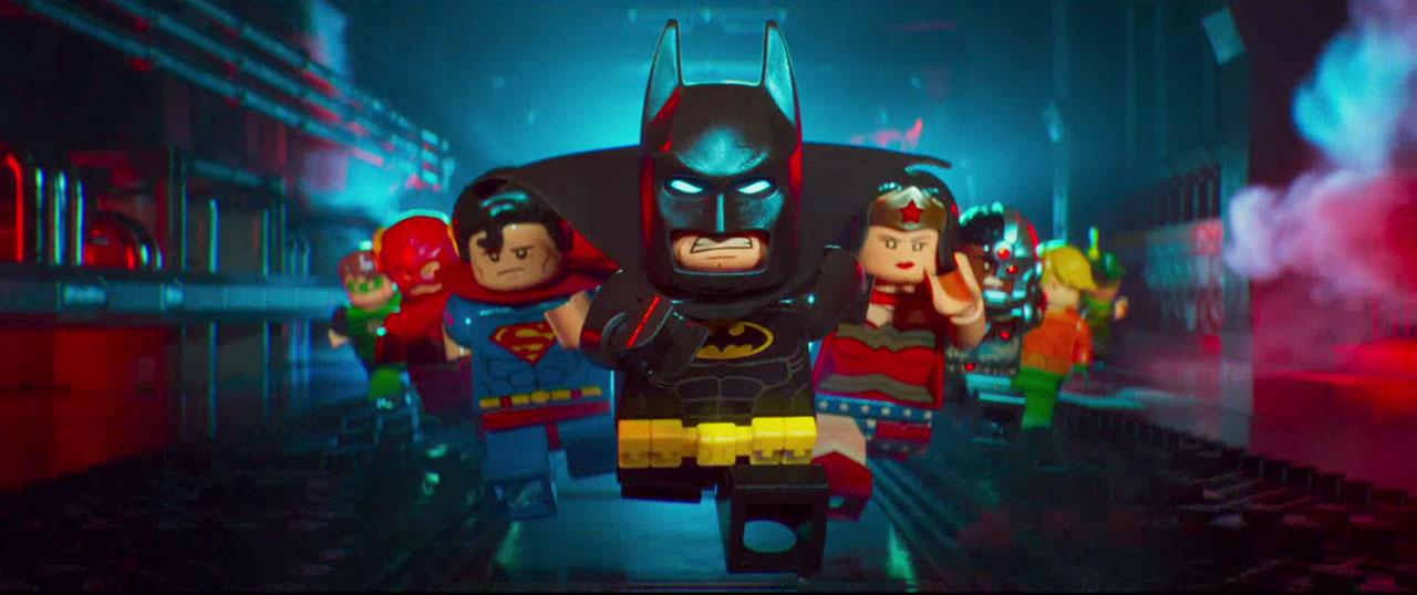 The LEGO Batman Movie Official Teaser Trailer 1 (2017) | Movie Trailers and Videos