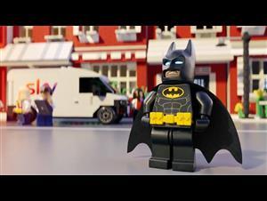 "The Lego Batman Movie Promo Clip - ""Sky Nerds"" video"