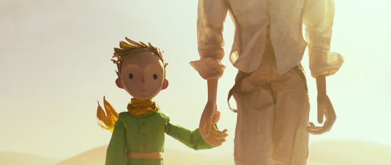 The Little Prince Trailer (2016)