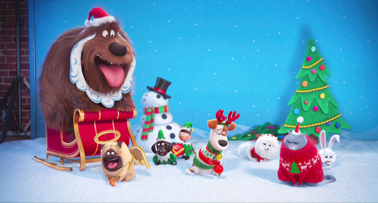 the secret life of pets holiday trailer 2016 movie