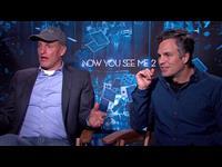 Woody Harrelson & Mark Ruffalo Interview