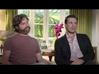 Zach Galifianakis & Jon Hamm Interview - Keeping Up with the Joneses Poster