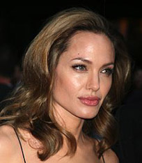 Jolie slept with four men