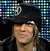 Criss Angel on Larry King Live