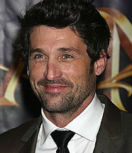 Patrick Dempsey at the Enchanted premiere