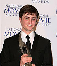 Harry Potter actor lands serious drama
