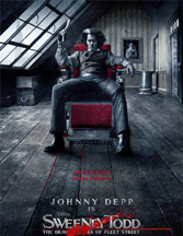 Original Sweeney Todd poster