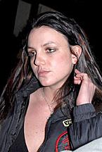 Britney Spears February 2008