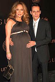 Jennifer Lopez and husband Marc Anthony