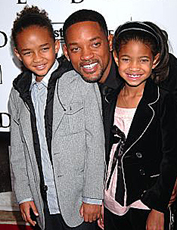 Will Smith, Jaden Smith, Willow Smith