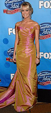 Carrie Underwood at Idol Gives Back