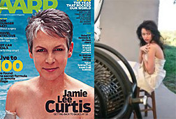 Jamie Lee Curtis and Miley Cyrus