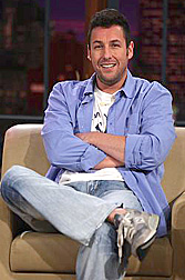 Adam Sandler on The Tonight Show