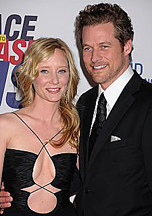 Anne Heche and her latest squeeze, James Tupper