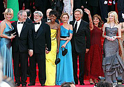 Indiana Jones Cannes premiere