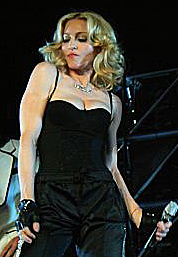 Madonna leaving husband for a girl?