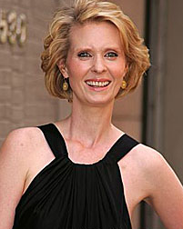 Cynthia Nixon is not upping the ante