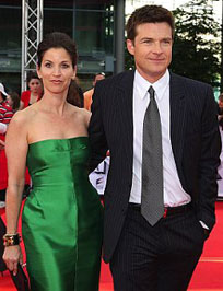 Jason Bateman and wife, Amanda Anka Bateman