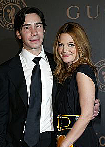 """Drew Barrymore says """"so-long"""" to Justin Long"""