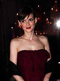 New It couple: Winona Ryder and Tom Green?