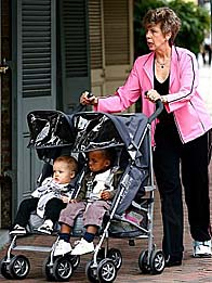 Angelina Jolie Nanny