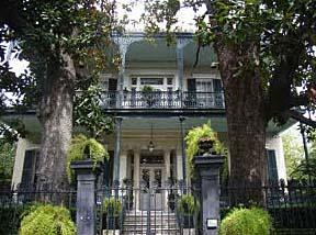 Nicolas Cage New Orleans home