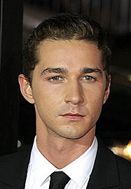 Shia LaBeouf has another accident