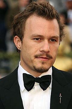 Heath Ledger's family proud of Golden Globe nod