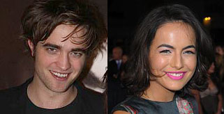 Robert Pattinson crushing on Joe Jonas' girlfriend